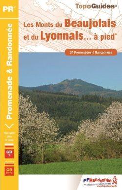 Les cartes et topos du territoire Beaujolais Vert